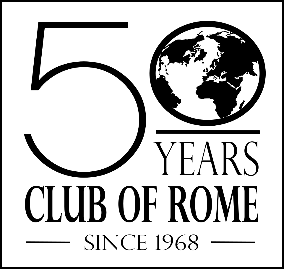 The Club of Rome launches it's Climate Emergency Plan.