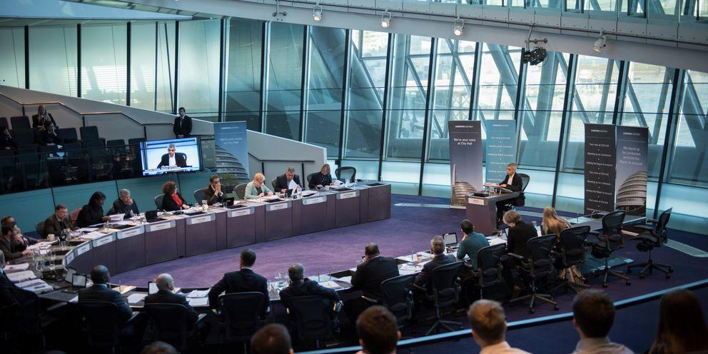 London Assembly calls on Mayor to declare a 'Climate Emergency'