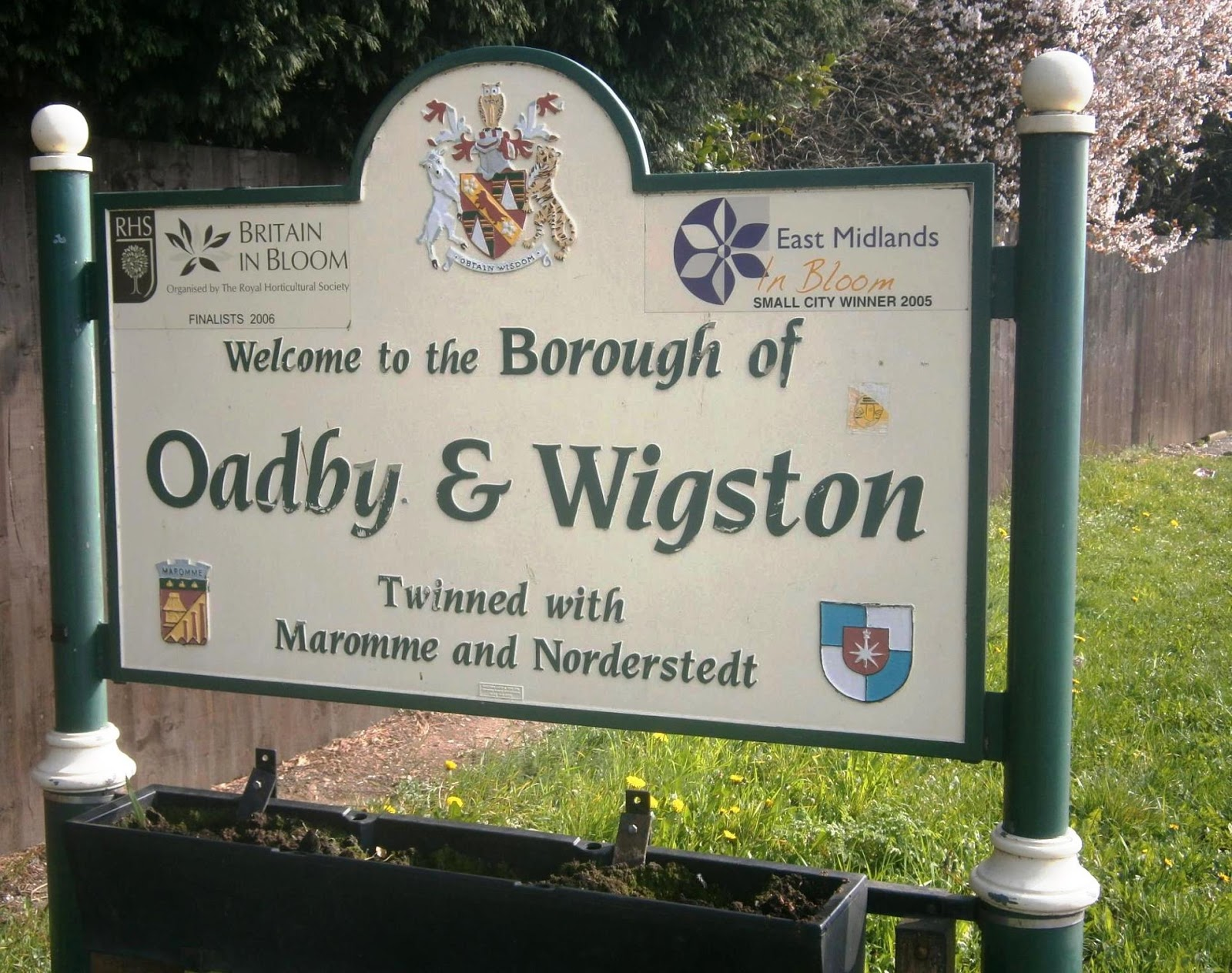 Oadby and Wigston