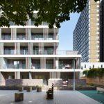 London Borough of Camden start building UK's largest Passivhaus scheme