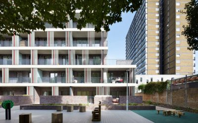London Borough of Camden start building UK's largest Passivhaus scheme