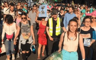 Why Extinction Rebellion will block Cardiff's streets this coming week