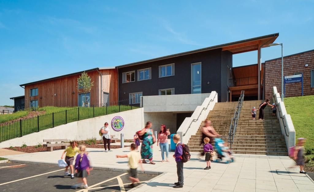Passivhaus Schools – Carmarthanshire