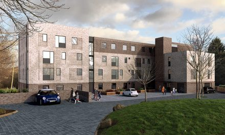 Caerphilly Council: Wales' largest Passivhaus development
