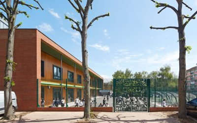London Borough of Tower Hamlets – Stebon Primary School
