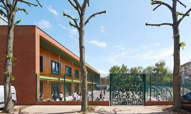 London Borough of Tower Hamlets – Stebon Primary School