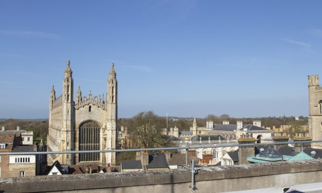 Cambridge Council carbon emissions reduce by 25% in four years