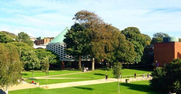 University of Sussex rises in Ranking of World's Greenest Universities