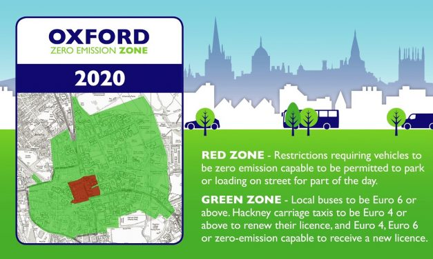 Oxford Zero Emissions Zone