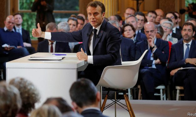 Citizens' assembly ready to help Macron set French climate policies