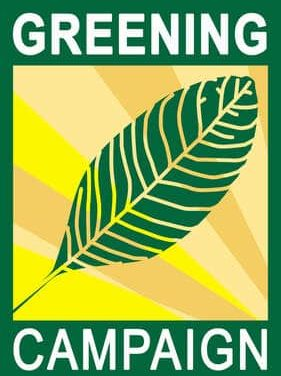The Greening Campaign